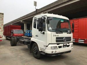 Siwun S-80 Stage truck chassis